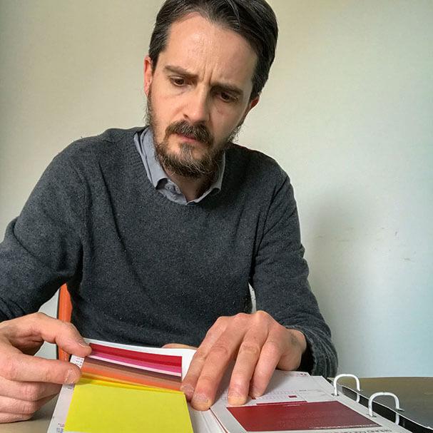 Lorenzo Caffi comunicazione