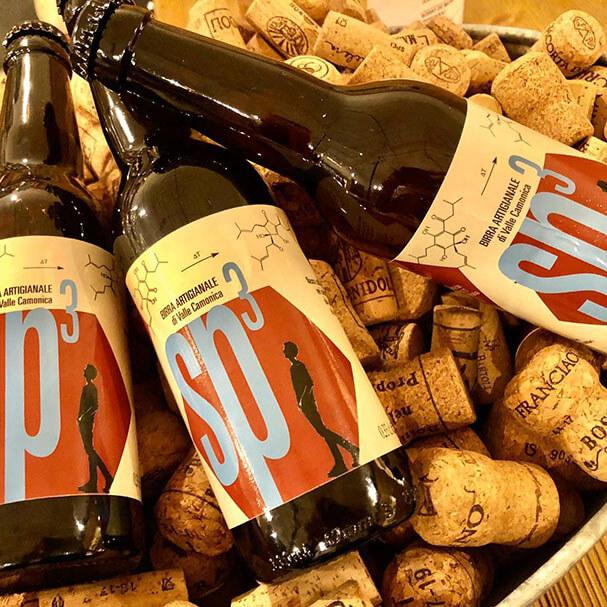 Etichetta birra Sp3